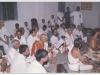Panditji performing vedic yagna at puttaparti