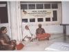 Panditji giving talkshows on vedic science at Deshika bhavan(Matunga)