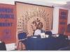 Panditji giving talkshows on hindu culture at Hindu council(UK)