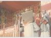 King birendra and Queen aishwarya honoring Panditji at Nepal palace