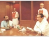 panditji-discussing-with-former-governor-of-maharashtra-zameer-regarding-dvd-shows