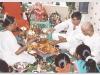 panditji-performing-rudra-pooja-at-gayatri-biku-house
