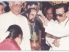 panditji-with-shivsena-leader-bala-saheb-thakare